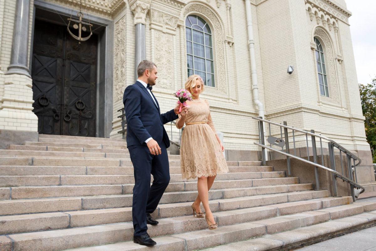 свадебный фотограф Кронштадт