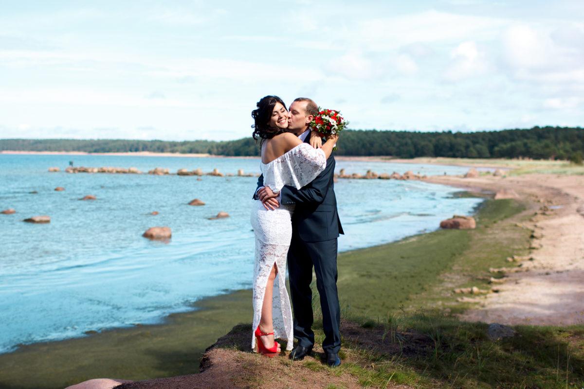 Свадьба в Сосновом Бору