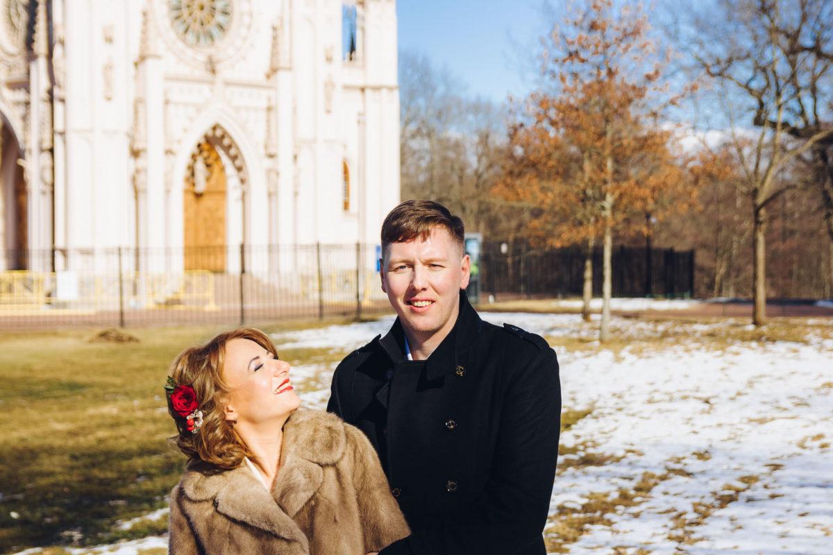 Свадебный фотограф Александрия