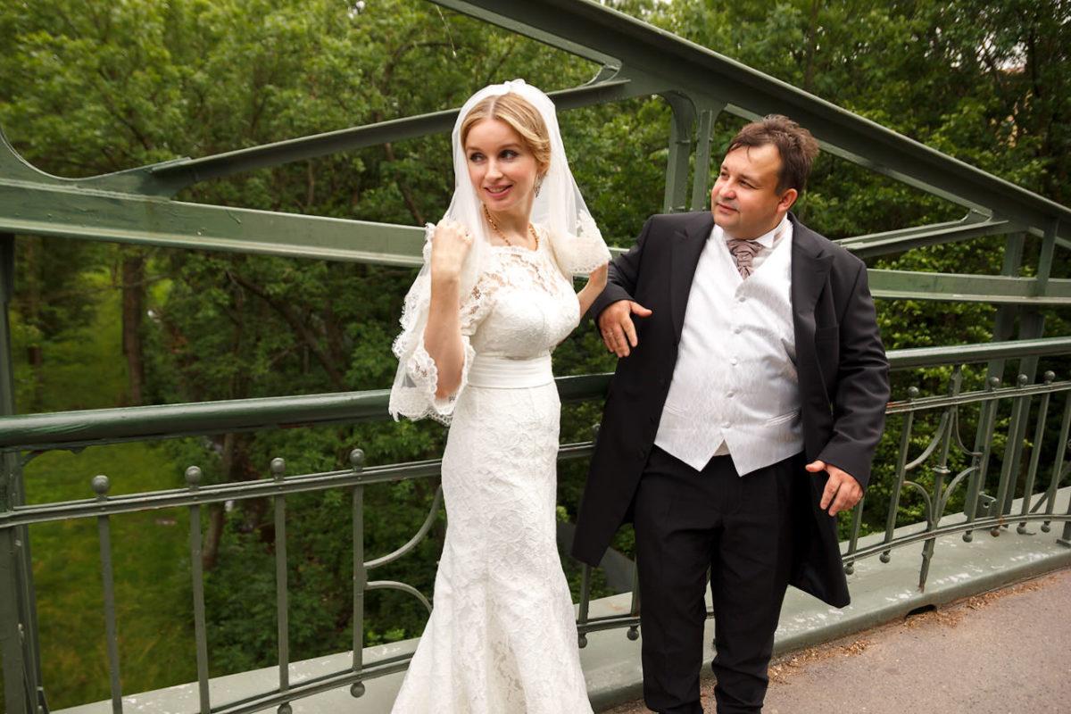 свадебное фото в Кронштадте