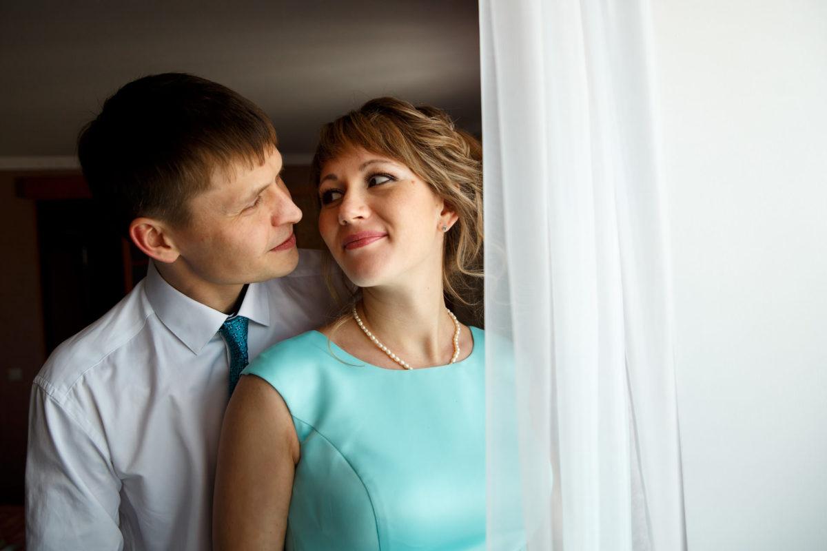 Фото с невестой
