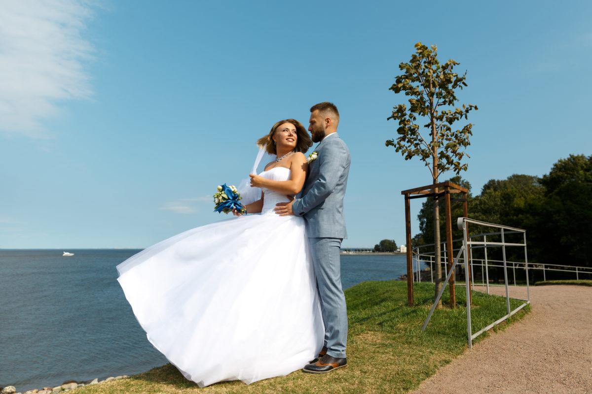 Свадьба Петергоф