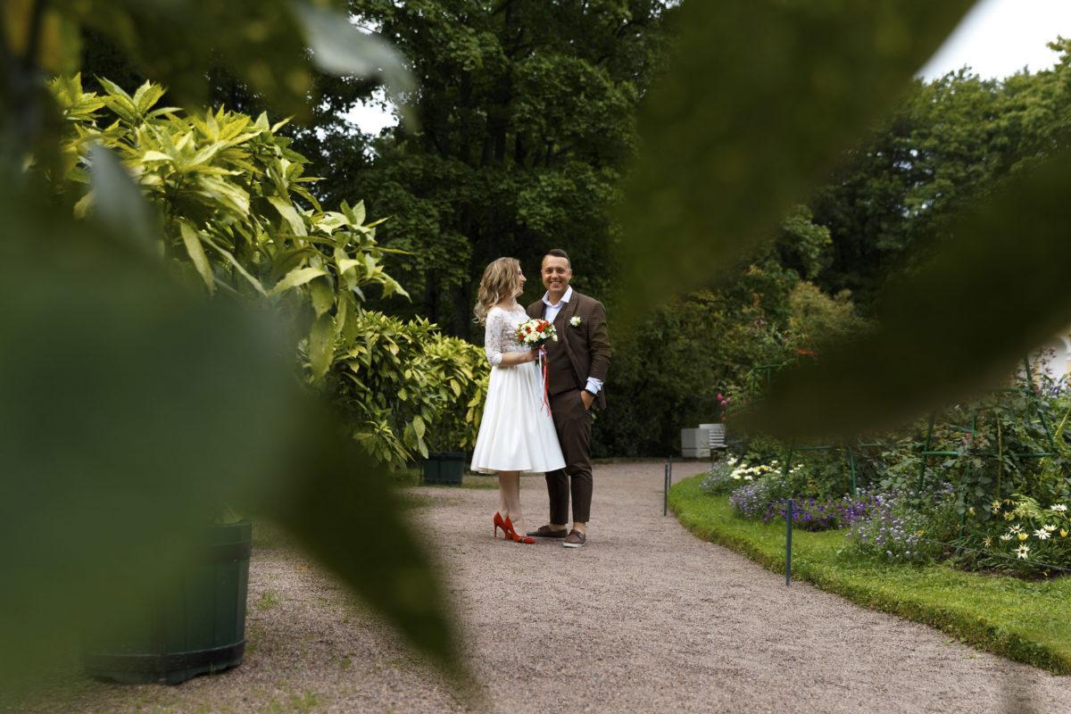 Как позировать на свадьбе