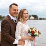 Классическая свадебная фотография