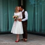 позирование на свадьбе