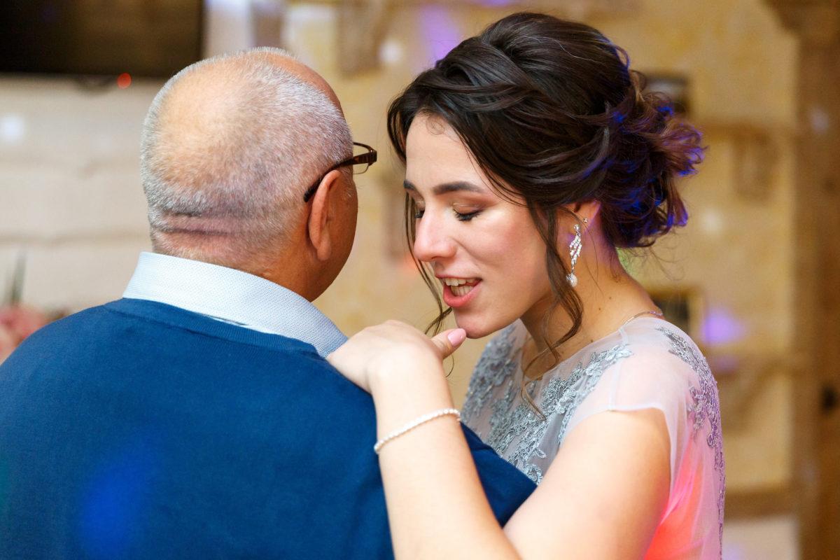 Свадебный танец невесты и папы
